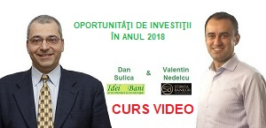 Oportunitati de investitii in 2018