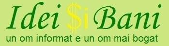 Idei si Bani – Finante personale si investitii
