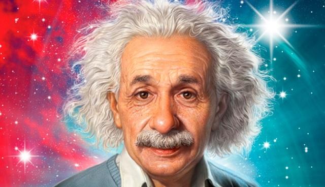 Albert Einstein succes