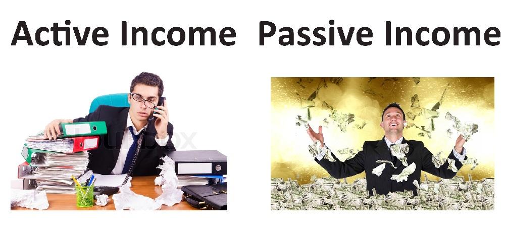 Venitul activ venitul pasiv
