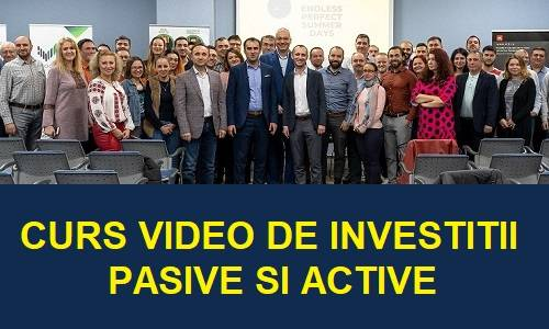 Curs video investitii 2019